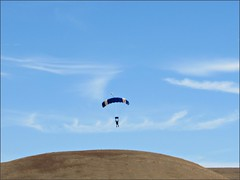 Paraglider in Tres Pinos 1