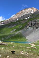 Mesa at Ice Lake