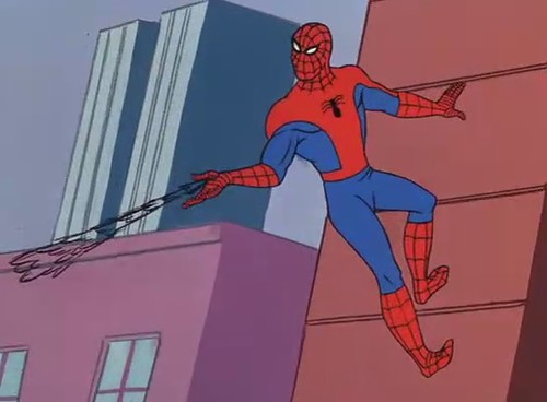 Spider-Man (1967–1970, 52odc)B