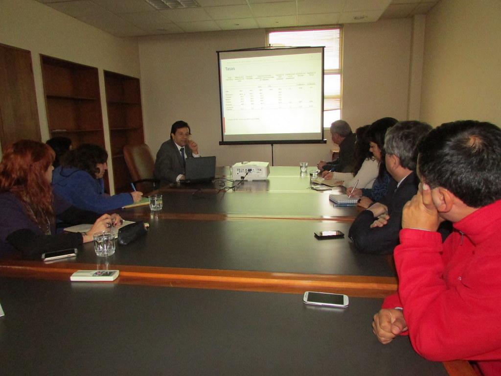 Subsecretario de Hacienda da a conocer detalles de modificaciones a la Reforma Tributaria a Directorio del FTH - 21 Agosto 2015