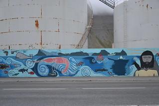 Grafitti in Ísafjörður 6