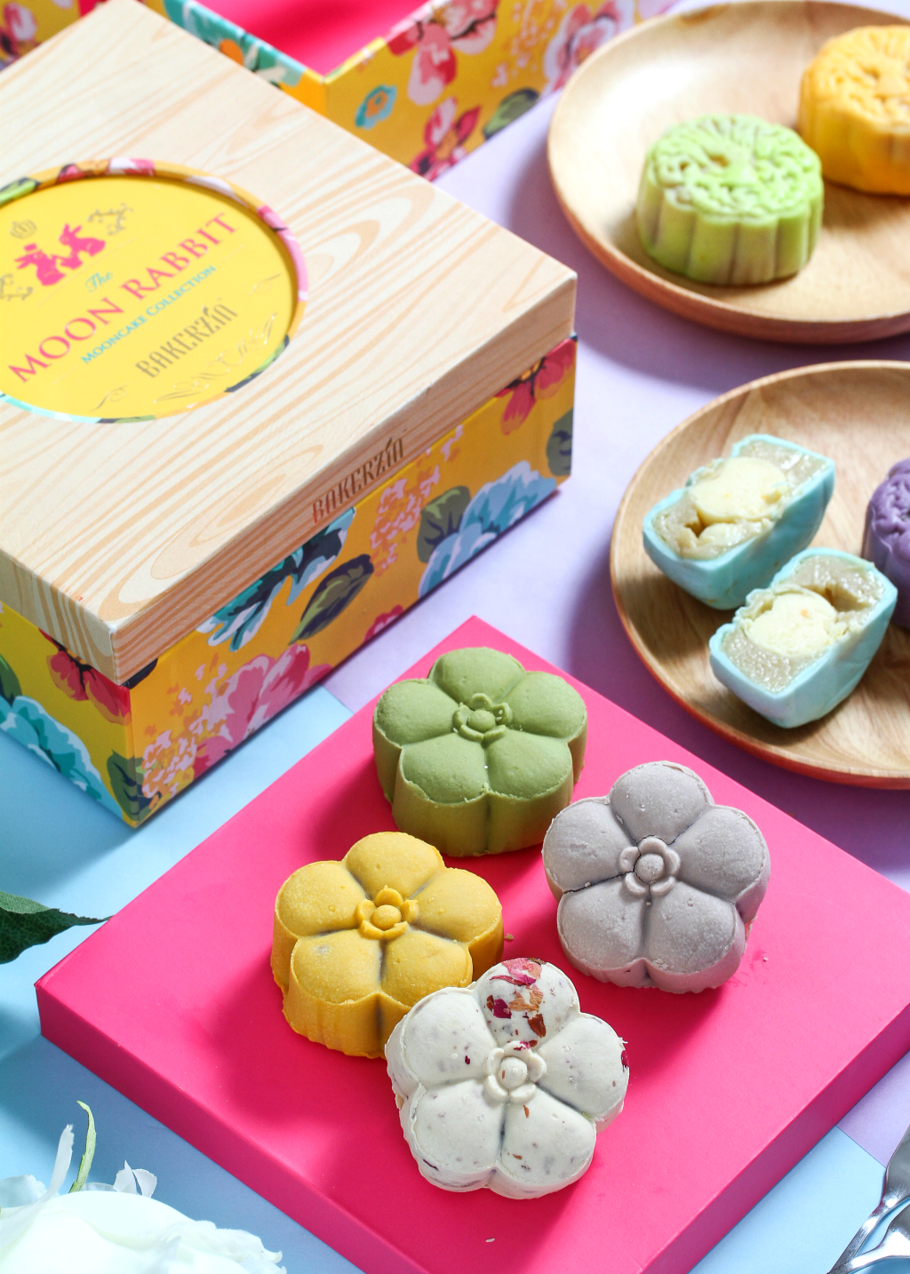 Mid-Autumn Festival Mooncake: Bakerzin