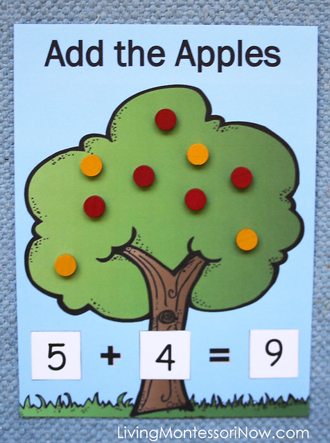 Add the Apples Layout