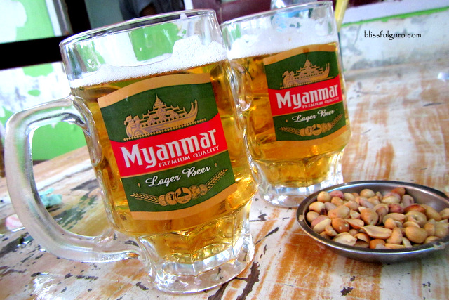 Myanmar Local Beer