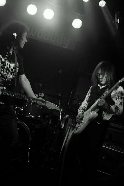 TONS OF SOBS live at Crawdaddy Club, Tokyo, 12 Sep 2015. 548