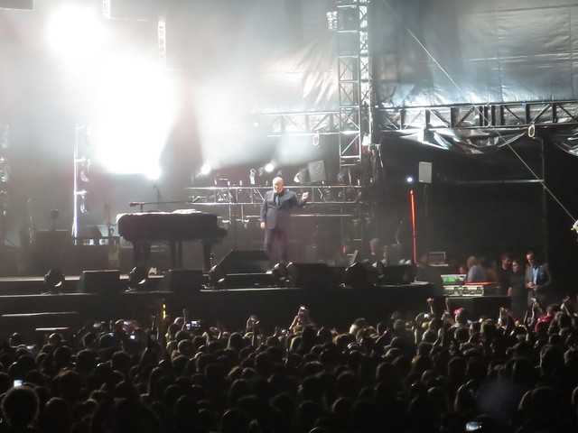Billy Joel @ Wrigley Field, 8/27/2015