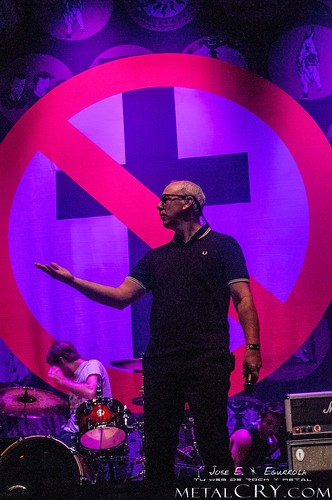 BAD RELIGION@ Gasteiz Calling 2015
