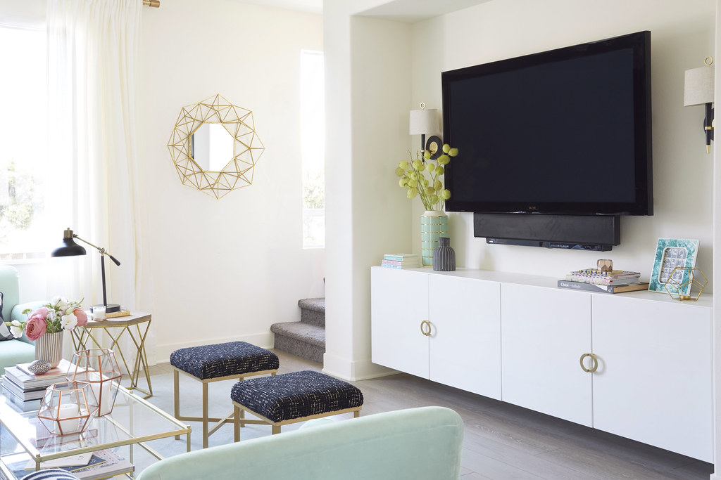 Nicolette Mason Interiors Our Los Angeles Home Makeover