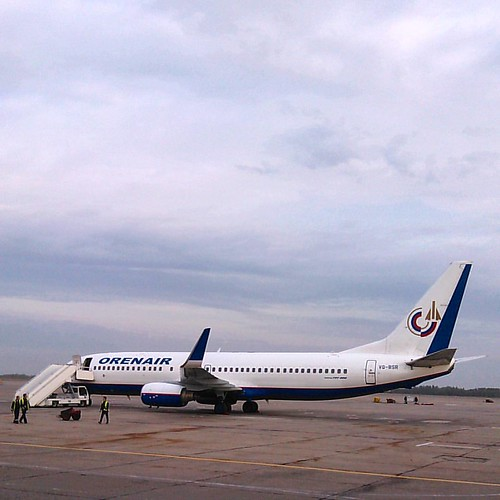 Aircraft (B738) silhouette