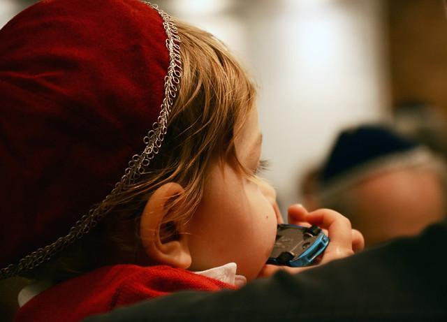 Rosh Hashana: as crianças 5776/2015