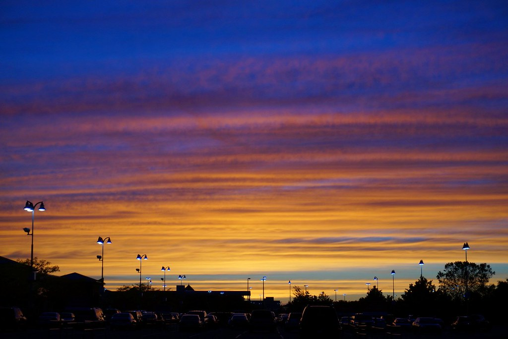 check out a2140 93fd2 360 degree sunset | Beautiful in all directions | Rachel ...