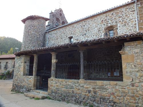 iglesia de Morgovejo