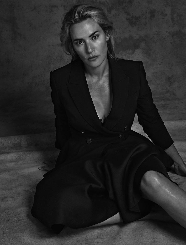 Кейт Уинслет — Фотосессия для «The Edit» 2015 – 3