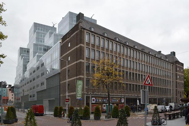 Timmerhuis Rotterdam