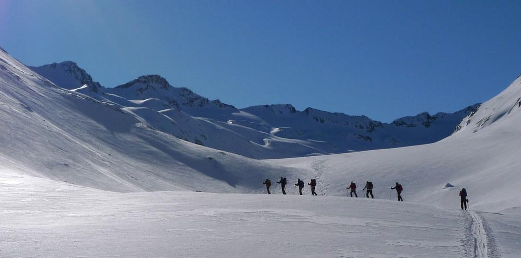 Hinterer Seelenkogel Ötztaler Alpen / Alpi Venoste Österreich foto 05