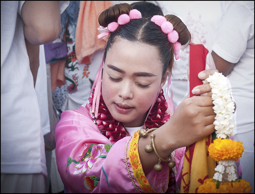 Phuket Vegetarian Festival 2015 at Kathu Shrine