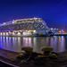 © Sebastian Jaedtke   Norwegian Escape at Cruise Center Kronprinzkai | Hamburg