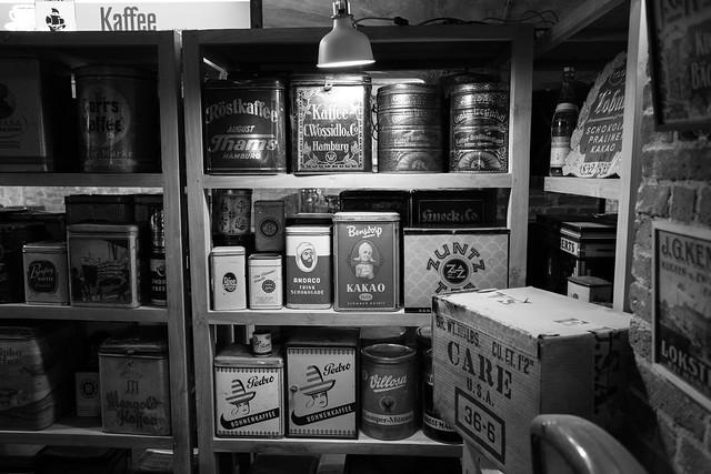 Hamburg Coffee Museum