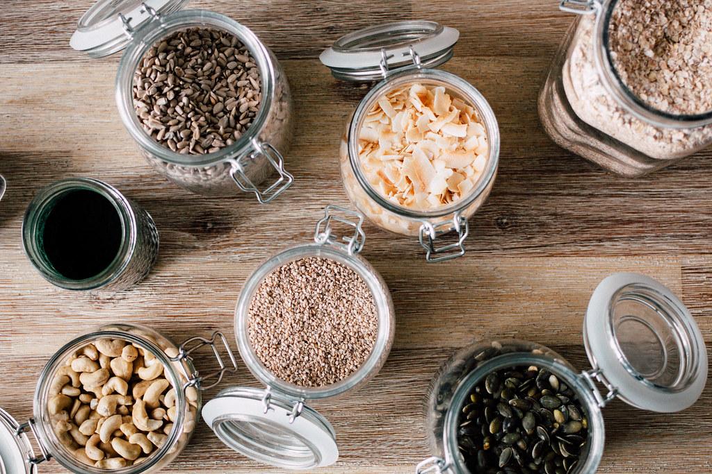 I mitt skafferi - bra mat för veganer | Matildigt