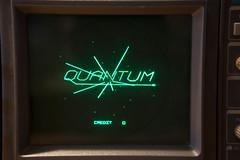 Quantum title screen