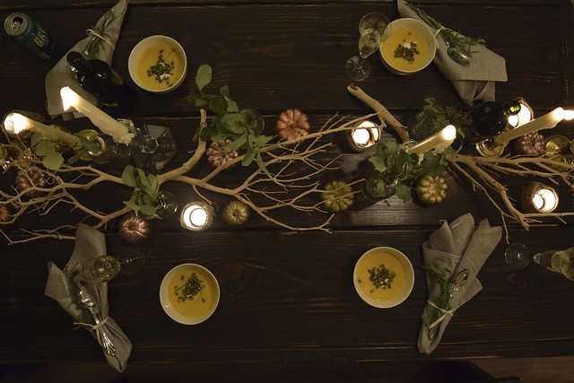 Heirloom Holiday Dinner