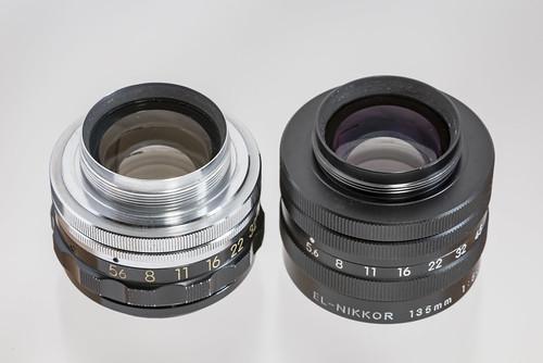 EL-NIKKOR 135mm F5.6
