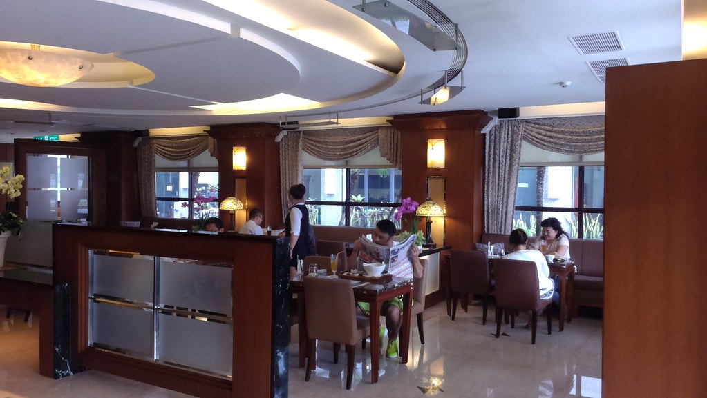 [推薦] 台中下午茶推薦,來鼎隆國際商旅享受優雅的teatime01