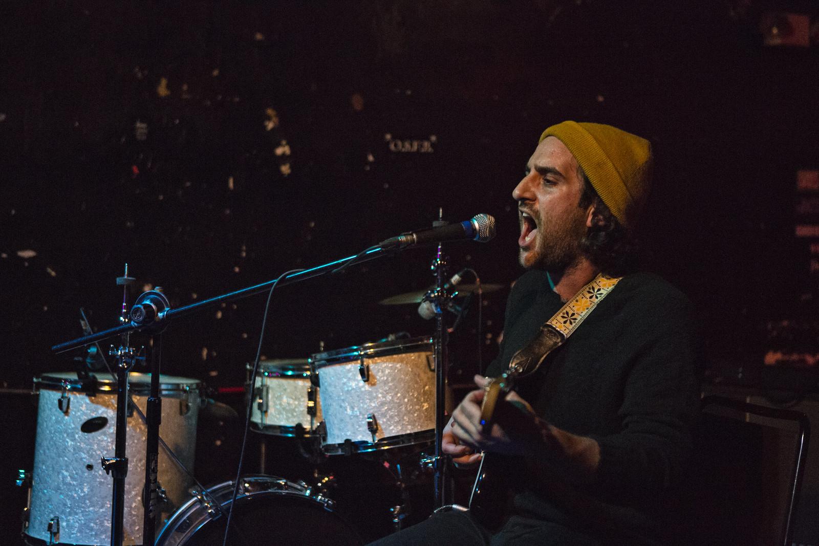 Max Holmquist @ The Zoo Bar | 11.16.15
