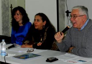 Casamassima- il paese azzurro trionfa a Sammichele di Bari-Tiziana Cardinale, Marilina Pagliara e Giacomo Spinelli