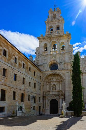 Razones para recorrer el Sendero GR 14 en Burgos: Monasterio de Santa María de la Vid