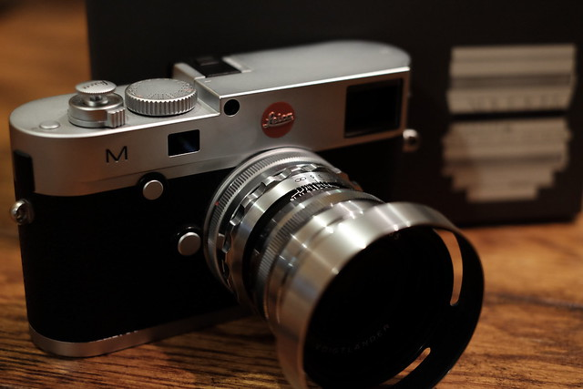 Ultron 35mm F1.7 Vintage Line Aspherical with Typ240
