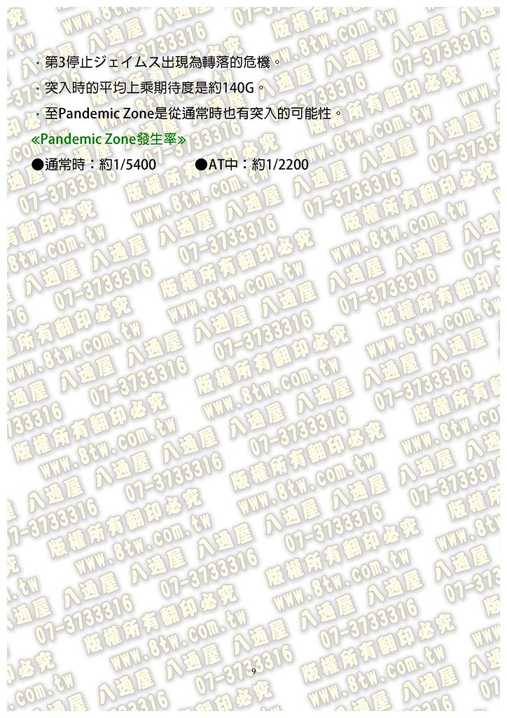 S0293沈默之丘(SILENT HILL)  中文版攻略_Page_10