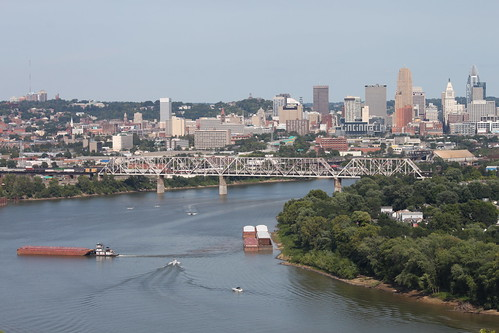 Cincinnati dalla vita di Charles Dickens