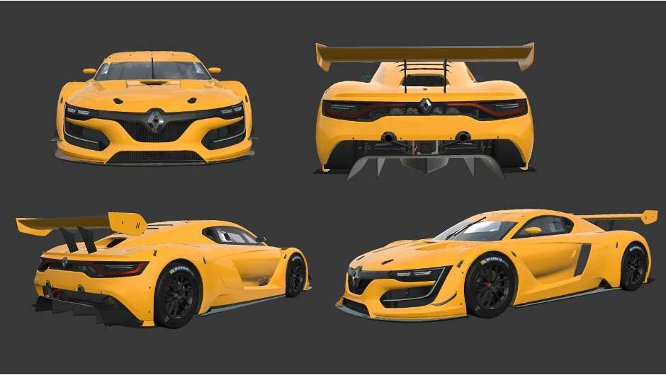 Project CARS U2013 Renault Sport Car Pack Coming In December