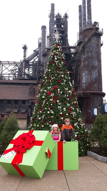 Merry Christmas from Steel Stacks!