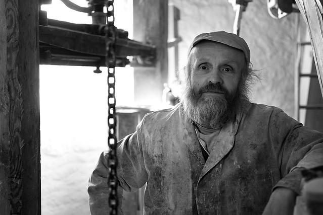 Nigel Moon, Whissendine Windmill, October 2015