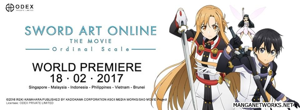 31428709090 8dcbe75021 o Sword Art Online: Ordinal Scale chính thức về Việt Nam