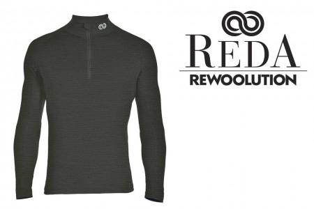 REDA Rewoolution - Ovčí vlna chladí vlétě, hřeje vzimě