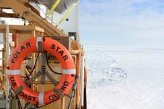 Polar Star Antarctica Icebreaking 2017