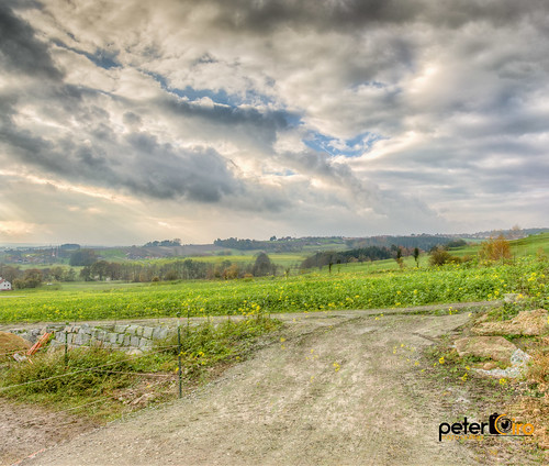 Bavarian Countryside outside of Passau, Germany