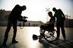 USA Wheelchair Basketball Coach