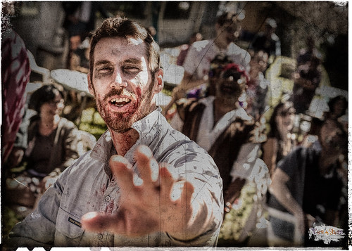 Zombies On Parade