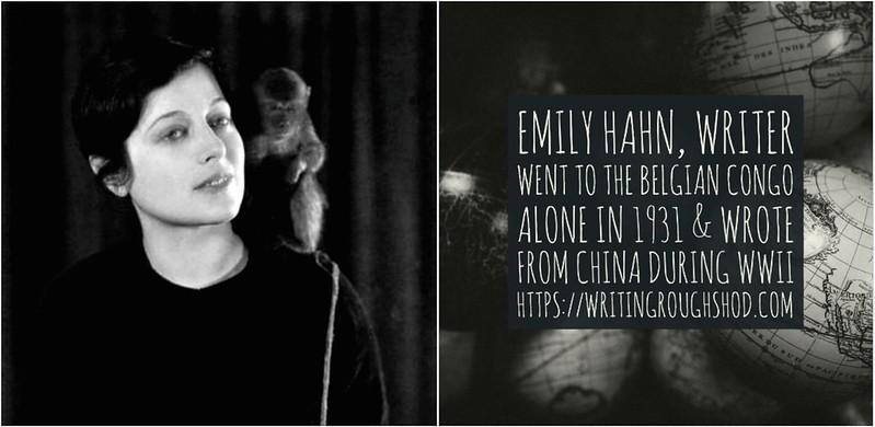 EMILY HAHN #100travelHERS