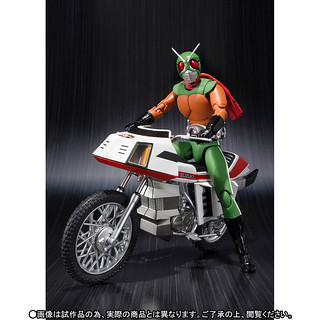 S.H.Figuarts《假面騎士Sky Rider》天空騎士&Sky Turbo 共同販售!スカイライダー&スカイターボセット