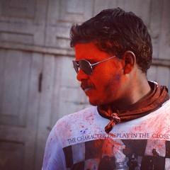 Happy Holi :)  #Colours #HappyHoli #ColoursforLife