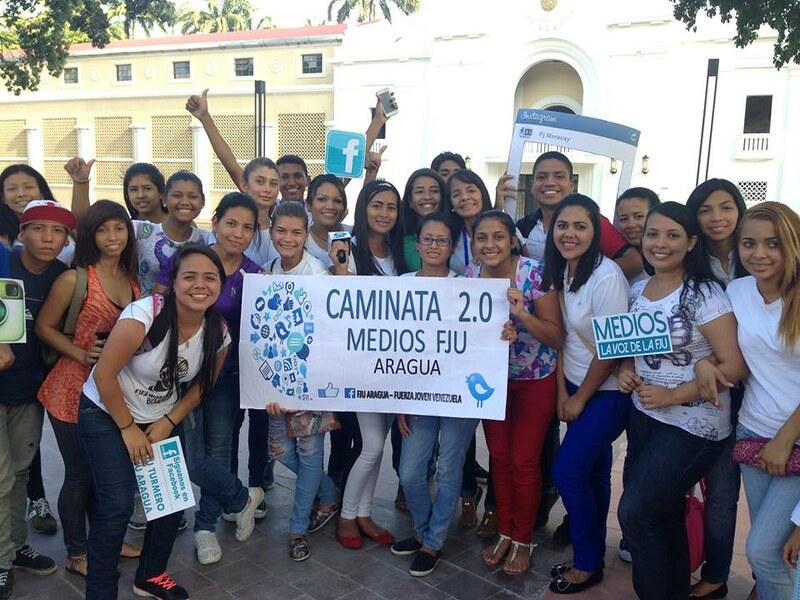 Caminata Social Media 2.0 – Edo. Aragua