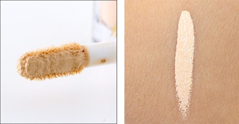 H&M Ivory cover-up concealer swatch