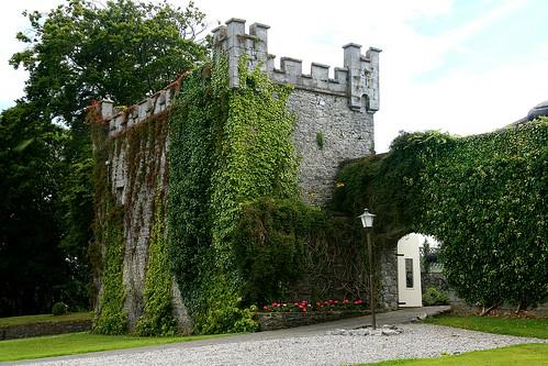 Durrow castle