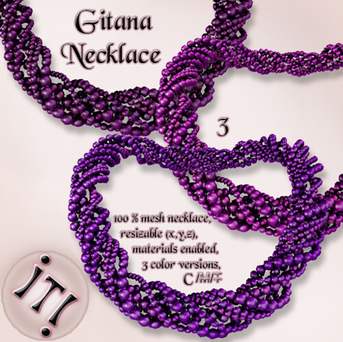 !IT! - Gitana Necklace 3 Image