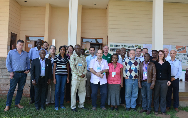 Animal genetic research for Africa workshiop
